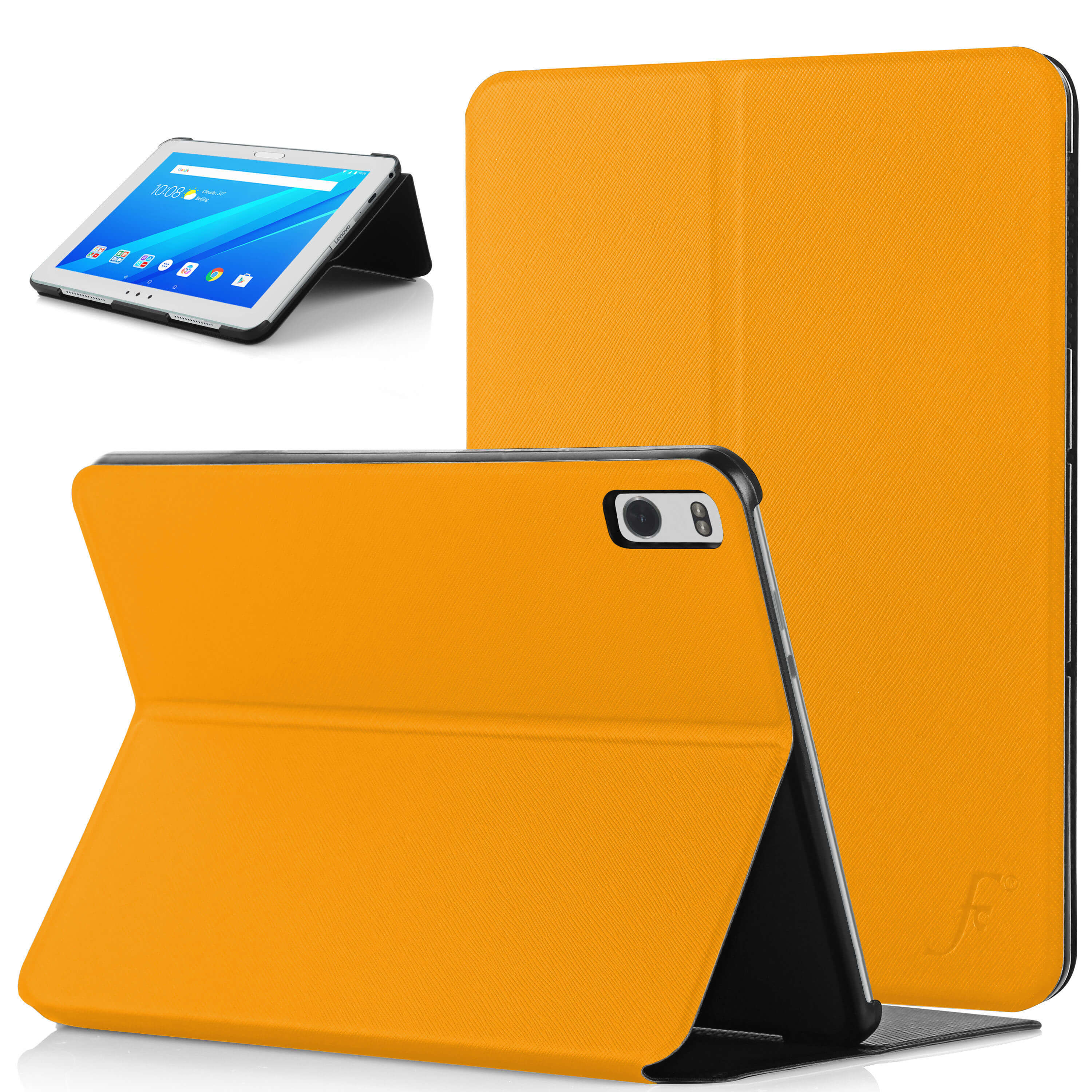 lenovo tab 4 10 cover  Forefront Cases® Lenovo Tab 4 10 PLUS 10.1 inches Clam Shell Smart ...